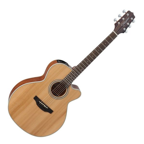 Takamine GN20CE Electro Acoustic Guitar, Natural - TK-GN20CE-NS